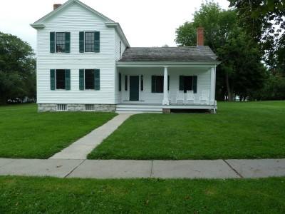 Elizabeth Cady Stanton's home