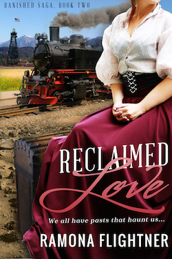 Reclaimed Love by Ramona Flightner, The Banished Saga
