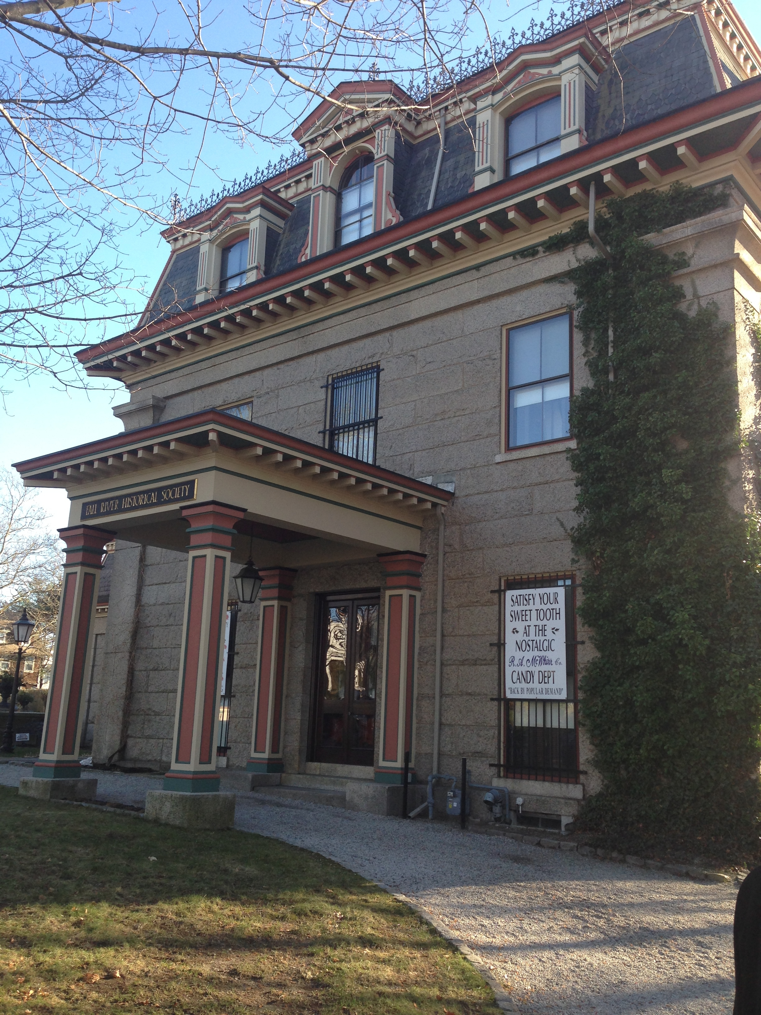 The Fall River Historical Society