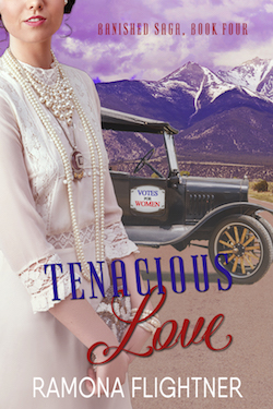 Tenacious Love by Ramona Flightner
